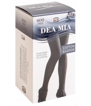 Колготки  DEA MIA COTTON 600