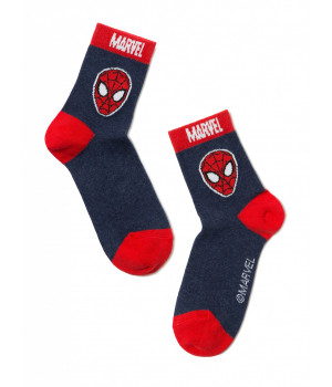 Носки с рисунками Человек-паук ©Marvel рис 412