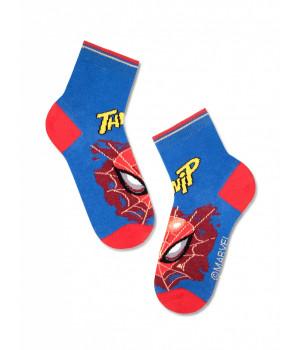 Носки с рисунками Человек-паук ©Marvel рис 355
