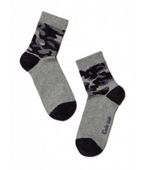 """Хлопковые носки TIP-TOP с рисунками """"Камуфляж"""""""