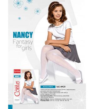 Детские полиамидные колготки NANCY