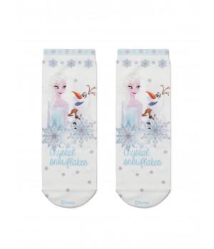 Носки с яркими принтами героев мультфильма ©Disney Frozen 20 модель 302