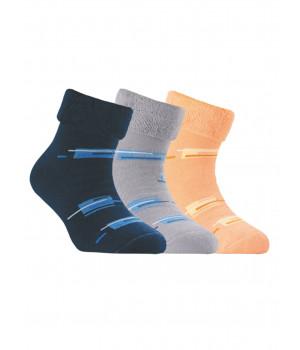 Махровые носки SOF-TIKI с отворотом 6С-19СП модель 047