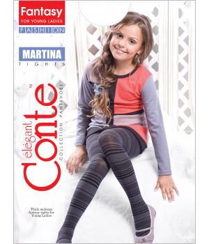 Колготки MARTINA серия Fashion (подростковые), 12С-40СП