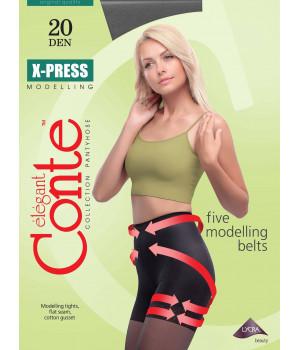 Колготки X-PRESS 20 soft