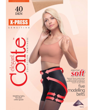 Колготки X-PRESS soft 40